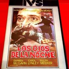 Cine: LOS OJOS DE LA NOCHE - CAROL LYNLEY - VAMPIROS 70´S SERIE B. Lote 151434778