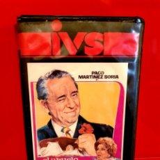 Cine: EL ABUELO TIENE UN PLAN (1973) - 1ª EDICIÓN VIDEOCLUB IVS. Lote 151460490