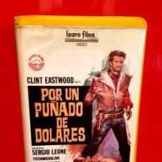 Cine: POR UN PUÑADO DE DOLARES (1964) - 1ª EDICIÓN IZARO. Lote 151460534