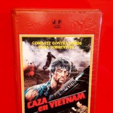 Cine: CAZA EN VIETNAM (1983) ANTONIO MARGHERITI - 1ª EDIC JOSÉ FRADE. Lote 151461058