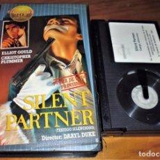 Cine: SILENT PARTNER . TESTIGO SILENCIOSO . SUSPENSE - BETAMAX. Lote 151499650