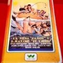 Cine: LA NENA CAÑON Y DON MÁXIMO EL LIGON (1980) - RAREZA MUY ESCASA BETA!. Lote 151586930