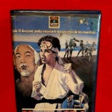Cine: KARATE KID, EL MOMENTO DE LA VERDAD (1984) - 1ª EDICIÓN CAJA GRANDE. Lote 151904066