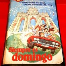 Cine: SIEMPRE ES DOMINGO (1961) . Lote 151905582