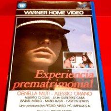 Cine: EXPERIENCIA PREMATRIMONIAL (1972). Lote 151906842