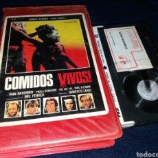 Cine: COMIDOS VIVOS- BETA- 1980- UMBERTO LENZI - JOSE FRADE 1 EDICION. Lote 151963070