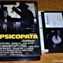 Cine: PSICOPATA (SCHIZOID) - KLAUS KINSKI, MARIANA HILL, DAVID PAULSEN - BETAMAX - CAJA GRANDE VIDEOCLUB. Lote 152231542