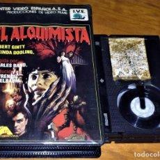 Cine: EL ALQUIMISTA . TERROR - BETAMAX. Lote 152231994