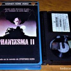 Cine: PHANTASMA 2 . TERROR . 1ª EDICION WARNER - BETAMAX. Lote 152232154