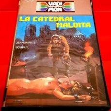 Cine: LA CATEDRAL MALDITA (1984) - VADI MON (RAREZA TERROR - BETA). Lote 152370030