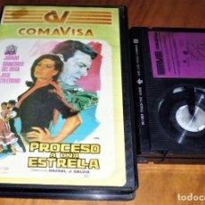Cine: PROCESO A UNA ESTRELLA - ROCIO JURADO - BETA - COMAVISA. Lote 152732026