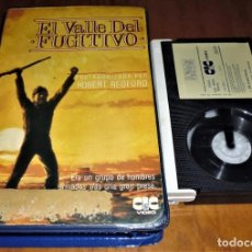 Cine: EL VALLE DEL FUGITIVO - ROBERT REDFORD , KATHERINE ROSS - BETA. Lote 152736218