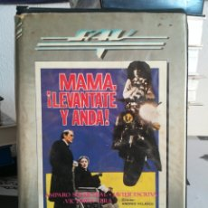 Cine: MAMA, LEVANTATE Y ANDA - JAVIER ESCRIVA - REGALO TRANSFER. Lote 153432088