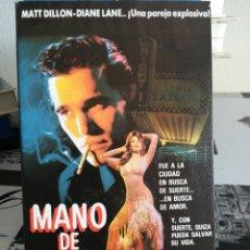 Cine: MANO DE ORO - MATT DILLON - REGALO TRANSFER - PEDIDO MINIMO 5€. Lote 153432382