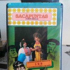 Cine: DUO SACAPUNTAS - HUMOR ANDALUZ - REGALO TRANSFER - PEDIDO MINIMO 5€. Lote 153433378