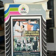 Cine: EN BUSCA DEL HUEVO PERDIDO - HERMANAS HURTADO. Lote 153434558