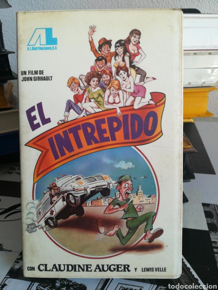 EL INTREPIDO - REGALO MONTAJE CON DVD SONIDO DUAL (Cine - Películas - BETA)