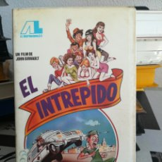 Cine: EL INTREPIDO - REGALO MONTAJE CON DVD SONIDO DUAL. Lote 153435124