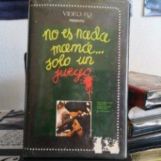 Cine: NO ES NADA MAMA... SOLO UN JUEGO - REGALO MONTAJE CON SONIDO DUAL. Lote 153442525