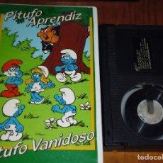 Cine: LOS PITUFOS - APRENDIZ DE PITUFO - BETA. Lote 156005306