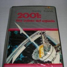 Cine: ANTIGUA PELÍCULA 2010 ODISEA DOS EN SISTEMA BETA - BETAMAX - CON CAJA 2001: UNA ODISEA DEL ESPACIO -. Lote 156534086