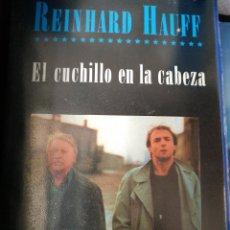 Cine: EL CUCHILLO EN LA CABEZA. Lote 158046358