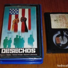 Cine - DESECHOS - BETAMAX . PEDIDO MINIMO 6 EUROS - 158179790