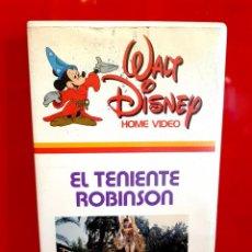 Cine: EL TENIENTE ROBINSON (1966) - WALT DISNEY . Lote 158619378