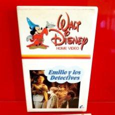 Cine: EMILIO Y LOS DETECTIVES (1954) WALT DISNEY HOME VIDEO ·PETER TEWKSBURY. Lote 158619458