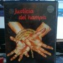 Cine: JUSTICIA DEL HAMPA - VIOLACION EN EL ULTIMO TREN DE LA NOCHE - REGALO MONTAJE MULTILINGUE. Lote 158922993