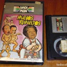 Cine: HUEVOS REVUELTOS - RAFAELA APARICIO, JOSE SAZATORNIL, QUIQUE CAMOIRAS - BETA. Lote 159140130