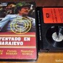 Cine: ATENTADO EN SARAJEVO - BETAMAX - PEDIDO MINIMO 6 EUROS. Lote 161061890