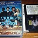 Cine: CIUDAD DEL CRIMEN - BETAMAX - PEDIDO MINIMO 6 EUROS. Lote 161062726
