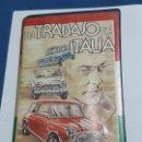 Cine: UN TRABAJO EN ITALIA BETA ORIGINAL. Lote 161946606