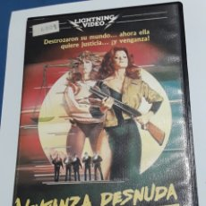 Cine: VENGANZA DESNUDA BETA ORIGINAL. Lote 161948080
