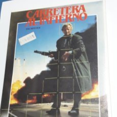 Cine: CARRETERA AL INFIERNO BETA ORIGINAL. Lote 161948749