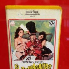 Cine: EL SOPLAGAITAS - FERNANDO ESTESO - ANTONIO MARIANO AZORES . Lote 163398422