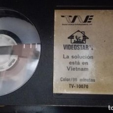 Cine: LA SOLUCION ESTA EN VIETNAM BETA. Lote 166554910