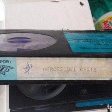 Cine: BETA HEROES DEL OESTE. Lote 166556626