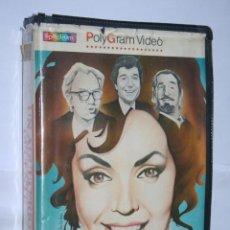 Cine: UN ADULTERIO DECENTE *** PELÍCULA CINE BETAMAX (ESTUCHE DE LIBRO) *** POLYGRAM VIDEO (1982). Lote 168625680