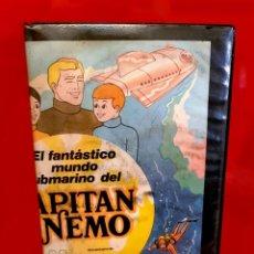 Cine: EL FANTASTICO MUNDO SUBMARINO DEL CAPITAN NEMO - RARÍSIMA EDICIÓN DIBUJOS. Lote 168974068