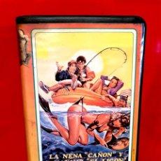 Cine: LA NENA CAÑON Y DON MÁXIMO EL LIGON (1980) . Lote 169714384
