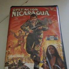 Cine: OPERACION NICARAGUA. Lote 169863500