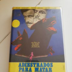 Cine: ADIESTRADOS PARA MATAR. Lote 169863898