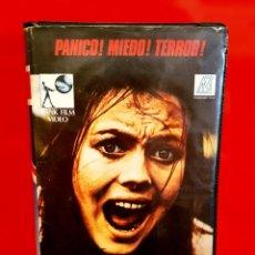 Cine: ASSAULT (1970) - TERROR - PSICOPATA MATANDO CHICAS EN BOSQUE. Lote 170035820