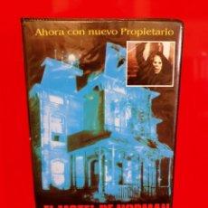 Cine: EL MOTEL DE NORMAN (1987) - (BATES MOTEL) PSICOSIS. Lote 170036112