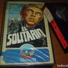 Cine: EL SOLITARIO . HARDY KRUGER , ALAIN BRUNET - BETA - BETAMAX. Lote 171050020