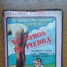 Cine: BETA - NO SOMOS DE PIEDRA - ALFREDO LANDA, LALY SOLDEVILA, TIP Y COLL, MANUEL SUMMERS - COMEDIA. . Lote 171719120