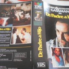 Cine: SOLO CARATULA SIN CINTA - DE PADRE A HIJO - 46. Lote 172494555