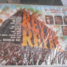 Cine: BETA - 2 CINTAS REY DE REYES . - 30. Lote 173595948